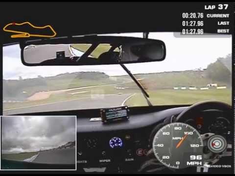 TVR Grantura MkIII 1800 - GT & Sports Car Cup, Donington 2015