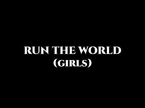 Run The World (Girls) | Projecte De Cultura Audiovisual