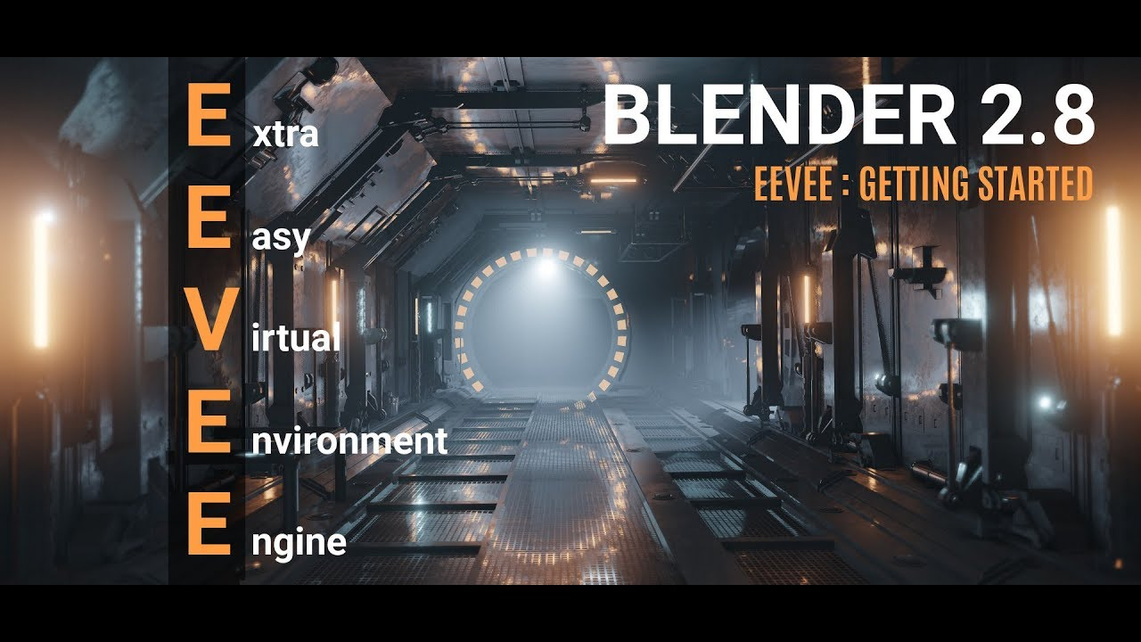 blender 2.8 eevee free download