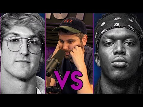 H3H3 On Logan Paul vs KSI