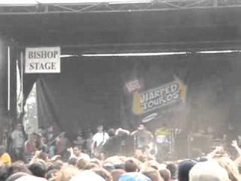 senses fail - Buried a Lie (warped tour 2005)
