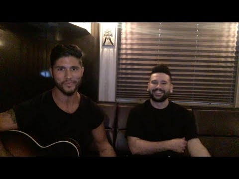 Dan + Shay - I'm the One (Cover)