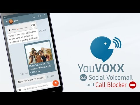 YouVOXX Call Blocking Voicemail  Blocks Robocalls  - Apps on