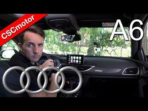 Audi A6 - 2017 | Prueba en carretera