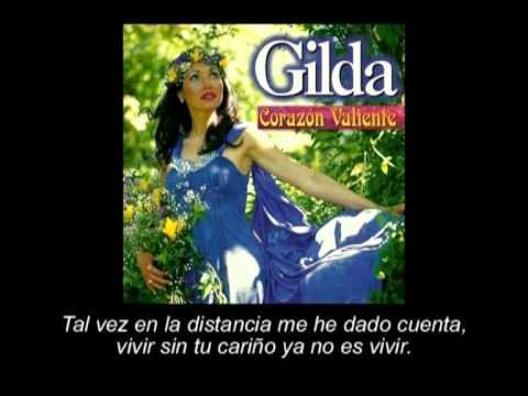 Клип Gilda - Te Necesito