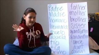 Aprender los miembros de la familia en inglés