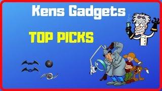 Kens Gadgets Top Picks