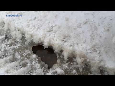 по хрупкому льду