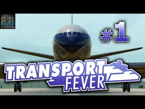 Transport Fever – ep #1 – De Kansas City a Hampton y viceversa