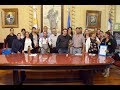 Cooperativas que construirán en el expredio de Paylana recibieron documentación