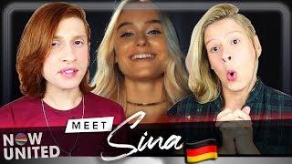 Baixar REACT Meet Sina from Germany - WE ARE NOW UNITED   Acorda, Berenice!