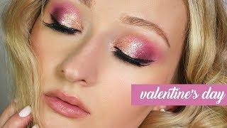 АНТИСТРЕСС макияж на 14 февраля