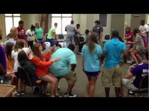 AGS2K12 Musical Chairs Pt. 1