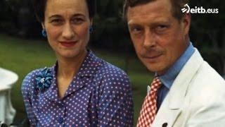 Los secretos de alcoba de Wallis Simpson y Eduardo VIII