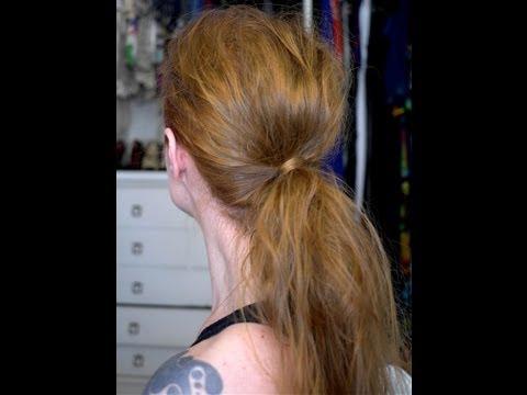 Julia Petit Passo a Passo Azul e rosa cabelo