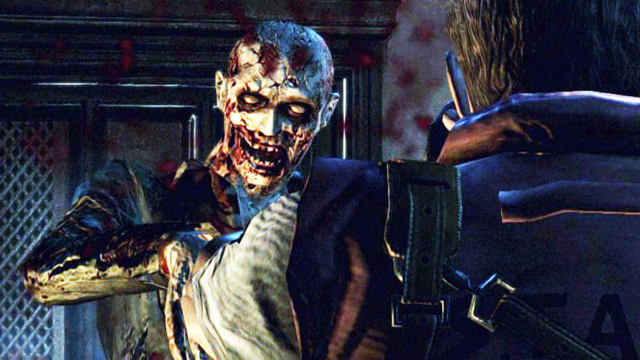 Resident Evil Remastered Trailer PS4 Xbox One 2015