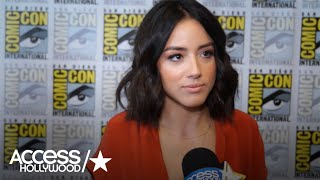 'Agents Of S.H.I.E.L.D.'s' Chloe Bennet Previews Season 4 & Ghost Rider