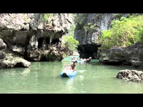 Phang Nga Bay Day Trip by Andaman Leisure Phuket Part 1