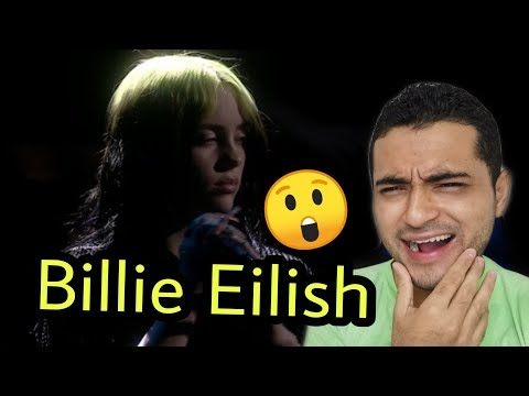 Billie Eilish CANTANDO EN VIVO – No Time To Die (Live From The BRIT Awards, London)  | REACCIÓN