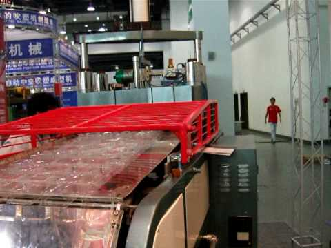 Full-automatic Plastic Thermoforming Machine (without Stacker)