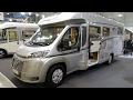 2017 Carthago chic c-line T - Exterior and Interior - Caravan Show CMT Stuttgart 2017