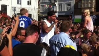 Joey Moe - Smukkest På En Søndag - Live (03.06.2016 - Radio Viborg Open Air 2016)