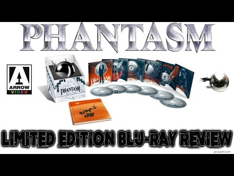 PHANTASM 1 - 5: Limited Edition Blu-ray Review (Arrow Video)
