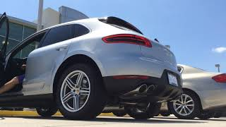 ★ 2015 Porsche Macan S Exhaust, Start Up and In Depth Review ║ Car Crash Compilation