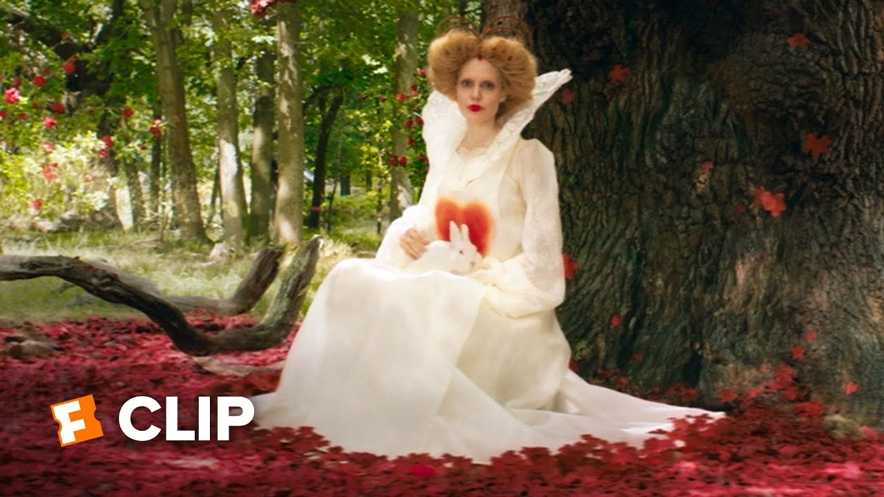 Download Come Away Exclusive Movie Clip - White Queen (2020)   Fandango Family