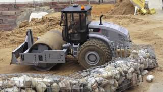 amazing RC construction machines!Excavator...