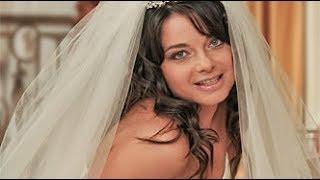 Наташа Королева примеряет платья в свадебном салоне Фея / Киев 2009 EXCLUSIVE !!!