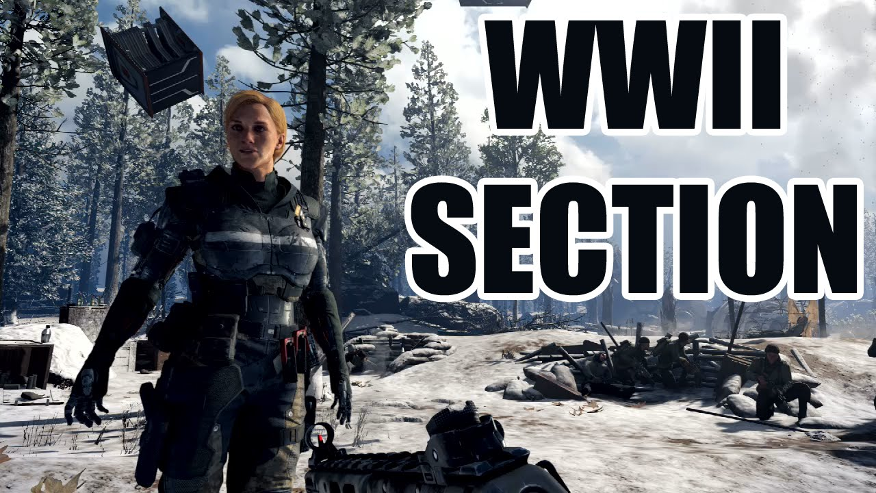 Black ops 3 world war 2 section youtube gumiabroncs Choice Image
