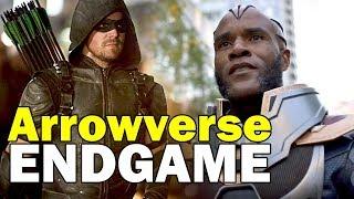 Arrowverse Ending! Crises on Infinite Earths & Arrow Season 8 Synopsis