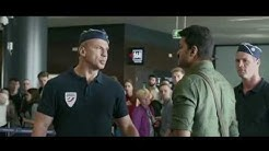 Mersal Airport Scene     Mersal Tamil Movie Super Scenes