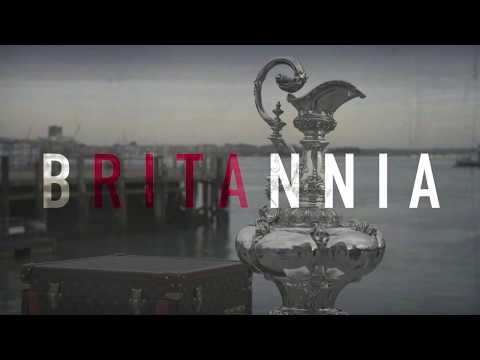 'Britannia' inspired by history with the aim to make history