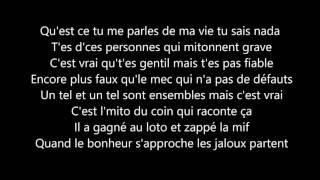 Zaho   Laissez les kouma ft MHD PAROLESLYRICS