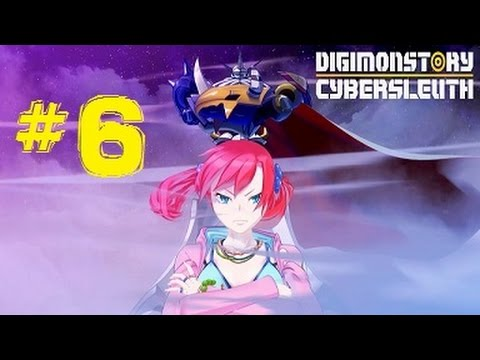 Digimon Story: Cyber sleuth-Gameplay-Parte 6-Time capsule snow woman