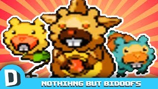 Pokemon But Only Bidoofs