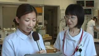 岡谷市民病院の紹介番組「シルキーチャンネル オーエン」 病院スタッフ...