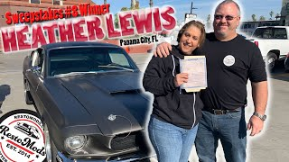 Our RM8 Winner Drives Her 1967 Mustang Fastback GT