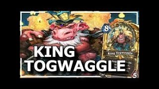 Hearthstone:  The Long Kiss Goodnight (8/8 Dungeon Boss)