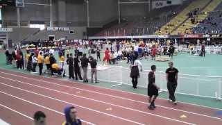 morgan keller 14 32meters 46 ft 11 75 in pr seventh place 2014 indoors mvc championships