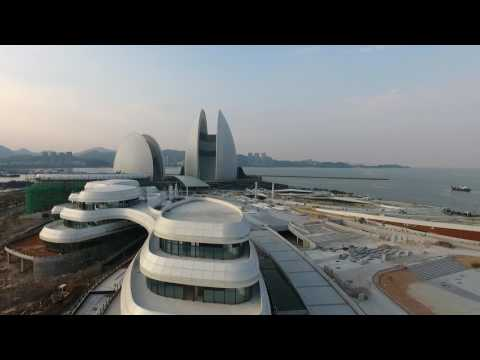 Zhuhai Opera House (No voiceover)