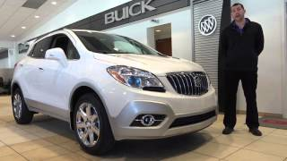 2016 Buick Encore Safety