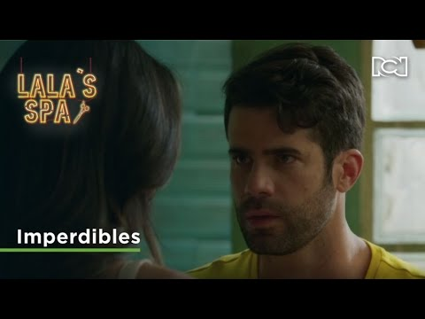 Download Francisco escucha una incómoda conversación entre Lala y Manolo | Lala's Spa
