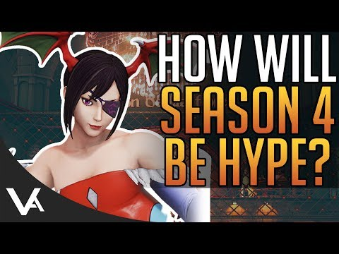 SFV - Season 4 Update Final Predictions, Wishes & Discussion For Street Fighter 5 Arcade Edition