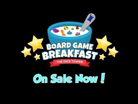 Board Game Breakfast - Buy it Now!!