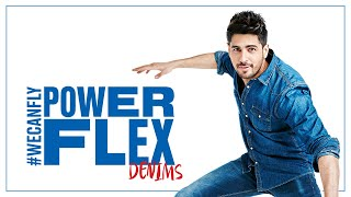 Powerflex #WeCanFly ft. Sidharth Malhotra | Pepe Jeans India