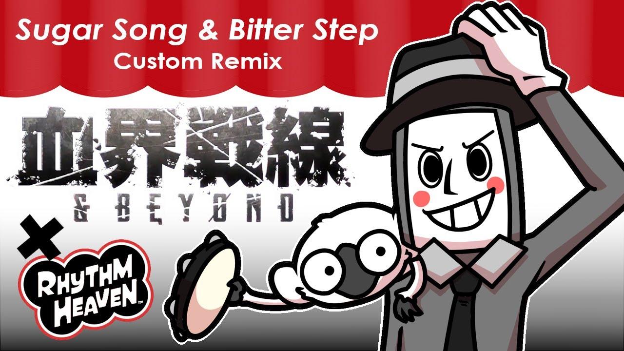 Rhythm Heaven Custom Remix | Sugar Song to Bitter Step - MafuMafu