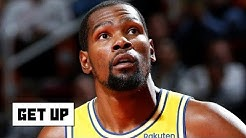 The Warriors are exploring sign-and-trade options with the Nets, Knicks for KD – Windhorst | Get Up